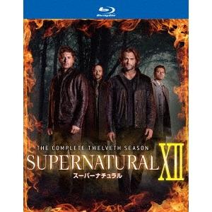 【送料無料】SUPERNATURAL XII スーパーナチュラル <トゥエルブ・シーズン> コンプリート・ボックス 【Blu-ray】