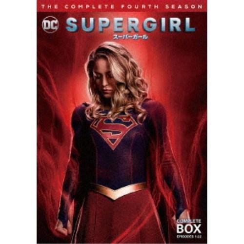SUPERGIRL/スーパーガール <フォース・シーズン> コンプリート・ボックス 【DVD】