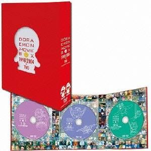 【送料無料】DORAEMON THE MOVIE BOX 1998-2004+TWO[スタンダード版] 【DVD】