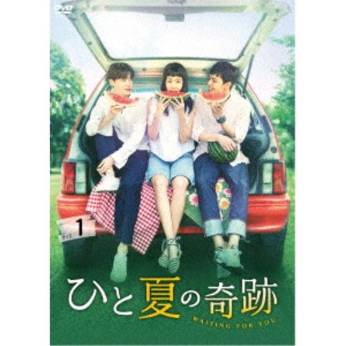ひと夏の奇跡~waiting for you DVD-BOX1 【DVD】