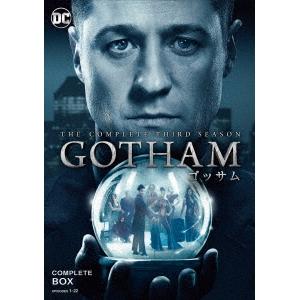 【送料無料】GOTHAM/ゴッサム <サード・シーズン> コンプリート・ボックス 【DVD】