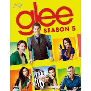 【送料無料】glee グリー シーズン5 ブルーレイBOX 【Blu-ray】