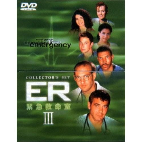 ER 緊急救命室<サ-ド>アンコ-ルDVDコレクタ-ズセット 【DVD】