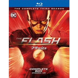 【送料無料】THE FLASH/フラッシュ <サード・シーズン> コンプリート・ボックス 【Blu-ray】