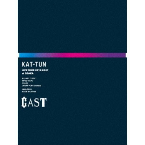 KAT-TUN/KAT-TUN LIVE TOUR 2018 CAST《完全生産限定版》 (初回限定) 【Blu-ray】