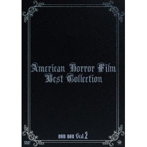 【送料無料】アメリカンホラーフィルム ベスト・コレクション DVD-BOX Vol.2 【DVD】