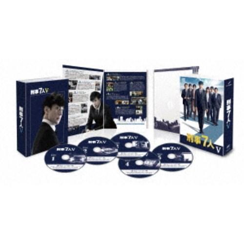 刑事7人 V DVD-BOX 【DVD】