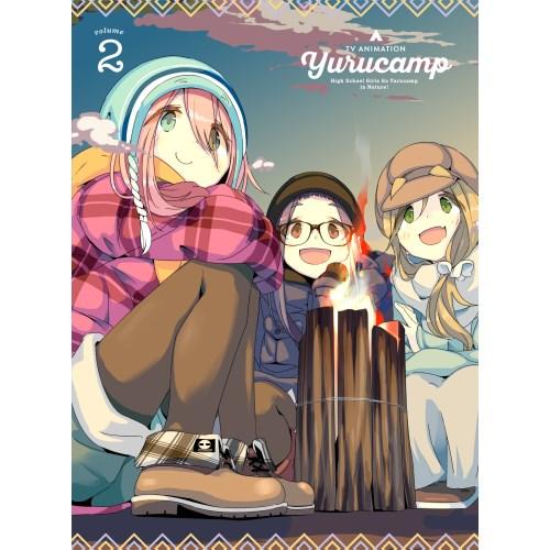 【送料無料】ゆるキャン△ 2 【Blu-ray】