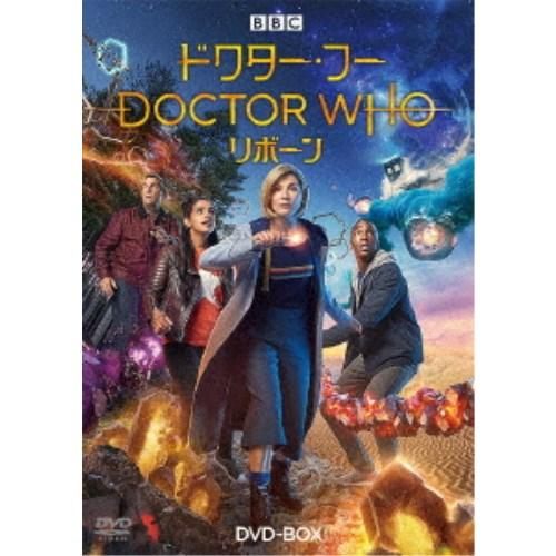 【送料無料】ドクター・フー リボーン DVD-BOX 【DVD】