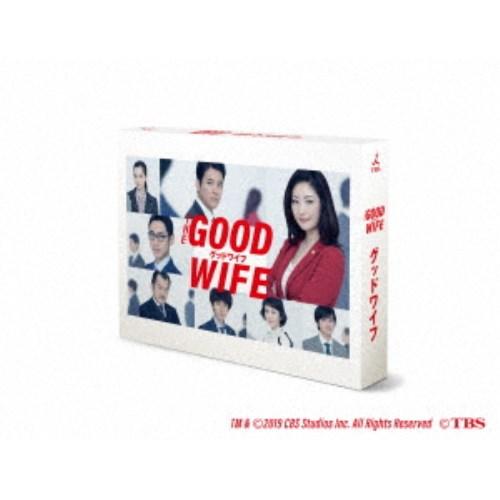 グッドワイフ DVD-BOX 【DVD】