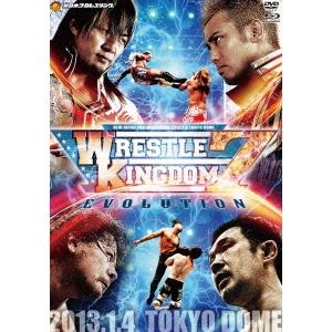 【送料無料】レッスルキングダム7 2013.1.4 TOKYO DOME DVD+-劇場版-Blu-ray BOX 【DVD】