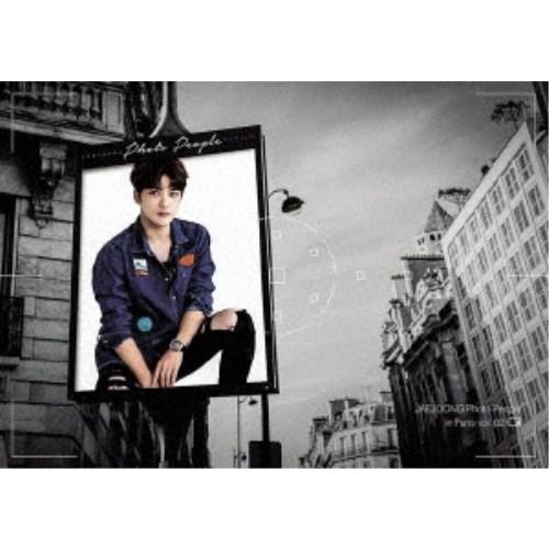 【送料無料】JAEJOONG Photo People in Paris vol.02 【DVD】
