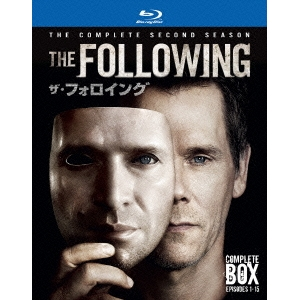 ザ・フォロイング <セカンド・シーズン> ブルーレイ コンプリート・ボックス 【Blu-ray】
