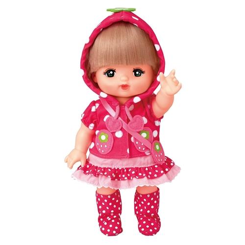 いちごパーカー NEW メーカー直売 おもちゃ こども 子供 人形遊び メルちゃん 女の子 一部予約 3歳 小物