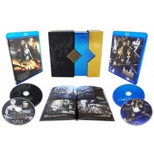 【送料無料】Film Collections Box FINAL FANTASY XV《完全生産限定版》 (初回限定) 【Blu-ray】