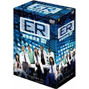 【送料無料】ER 緊急救命室 XIV <フォーティーン> コレクターズ・ボックス 【DVD】