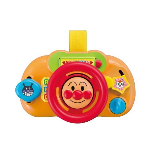 アンパンマン おでかけどこでもハンドルミニおもちゃ こども 勉強 子供 世界の人気ブランド 知育 日本正規代理店品