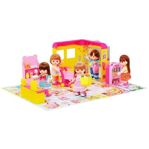 メルちゃん 安い みんなでいこうよ おかいものスーパーマーケット おもちゃ こども 女の子 人形遊び 3歳 買物 子供 小物