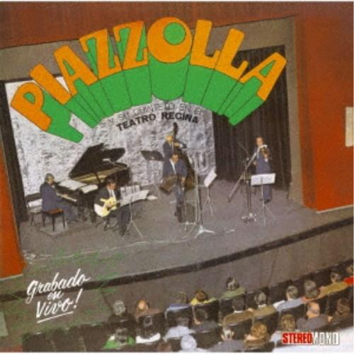 アストル・ピアソラ五重奏団/レジーナ劇場のアストル・ピアソラ 1970 【CD】