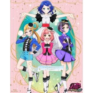 【送料無料】プリティーリズム・レインボーライブ Blu-ray BOX 1 【Blu-ray】