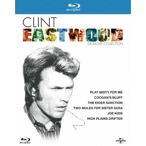 クリント・イーストウッド ブルーレイ・コレクション 【Blu-ray】