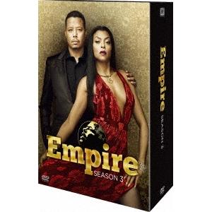 【送料無料】Empire/エンパイア 成功の代償 シーズン3 DVDコレクターズBOX 【DVD】