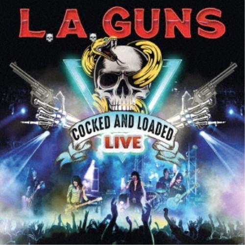 L.A.ガンズ/コックド・アンド・ローディド・ライヴ 【CD】