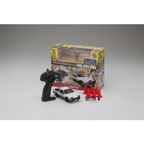 ファーストミニッツ セール特別価格 頭文字D トヨタスプリンタートレノ AE86 おもちゃ 全国どこでも送料無料 こども ラジコン 子供 6歳