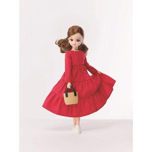 リカちゃん LW-20 VERYコラボ コーディネートドレスセットおもちゃ こども 人形遊び 子供 おトク 女の子 3歳 捧呈 洋服