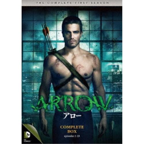 【送料無料】ARROW/アロー<ファースト・シーズン> コンプリート・ボックス 【DVD】