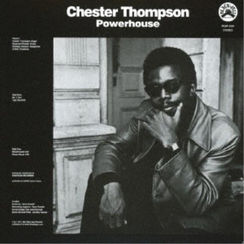 チェスター トンプソン CD 返品不可 安い 激安 プチプラ 高品質 パワーハウス