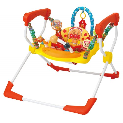 【送料無料】アンパンマン 元気いっぱい!アンパンマンベビージャンパー おもちゃ こども 子供 知育 勉強 ベビー