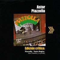 CD-OFFSALE 好評 アストル 本物◆ ピアソラ五重奏団 CD レジーナ劇場のアストル ピアソラ1970