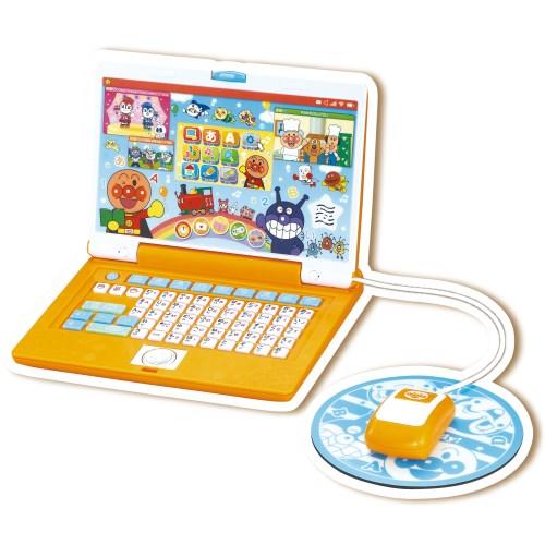 【送料無料】アンパンマン あそんでまなべる!マウスでクリック!アンパンマンパソコン おもちゃ こども 子供 知育 勉強 2歳