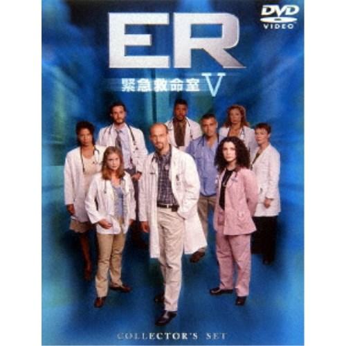 ER緊急救命室<フィフス>コレクタ-ズボックス 【DVD】