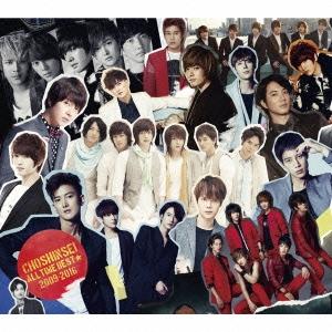 超新星/ALL TIME BEST☆2009-2016《超☆セット限定盤》 (初回限定) 【CD+DVD】