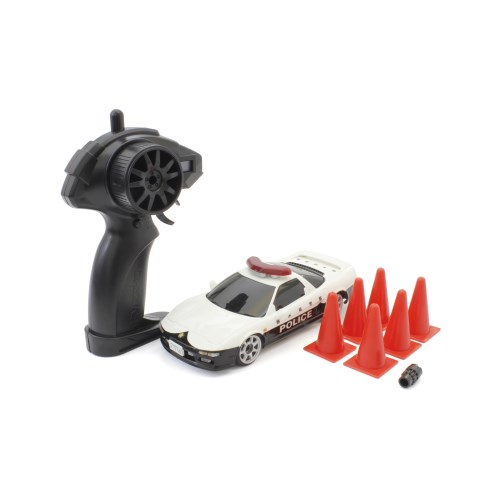 FMZ ファーストミニッツ Honda ホンダ NSX ラジコン 子供 6歳 栃木県警察本部高速道路交通機動隊おもちゃ 公式ストア 激安特価品 こども