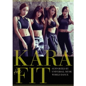 KARA the FIT (初回限定) 【DVD】