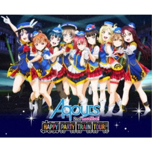 【送料無料】Aqours/ラブライブ!サンシャイン!! Aqours 2nd LoveLive! HAPPY PARTY TRAIN TOUR Memorial BOX《完全生産限定版》 (初回限定) 【Blu-ray】