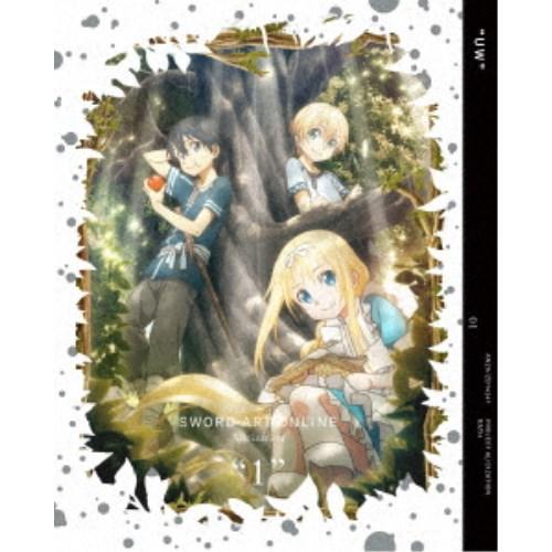 ソードアート・オンライン アリシゼーション 1《完全生産限定版》 (初回限定) 【DVD】