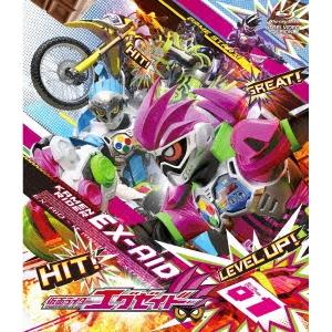 仮面ライダーエグゼイド Blu-ray COLLECTION 01 【Blu-ray】