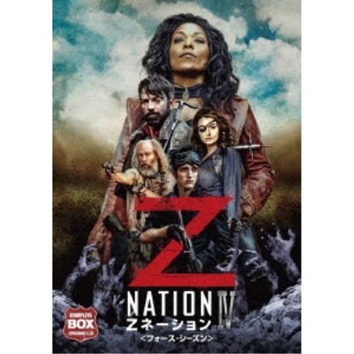 Zネーション<フォース・シーズン> コンプリート・ボックス 【DVD】