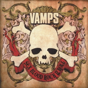 VAMPS/SEX BLOOD ROCK N' ROLL (初回限定) 【CD】