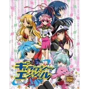 【送料無料】ギャラクシーエンジェルX 【Blu-ray】 Box Blu-ray