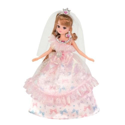 新品 リカちゃん LW-15 リボンリボンウエディングおもちゃ こども 子供 女の子 期間限定の激安セール 洋服 人形遊び 3歳