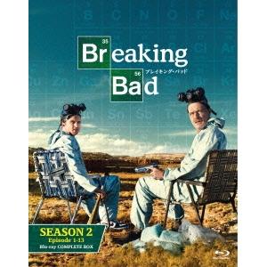 ブレイキング・バッド SEASON 2 COMPLETE BOX 【Blu-ray】