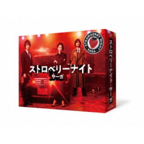 ストロベリーナイト・サーガ Blu-ray BOX 【Blu-ray】