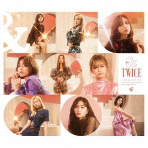 TWICE/&TWICE《限定盤B》 (初回限定) 【CD+DVD】