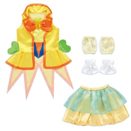 ヒーリングっどプリキュア 変身プリチューム キュアスパークル おもちゃ こども 子供 女の子 3歳