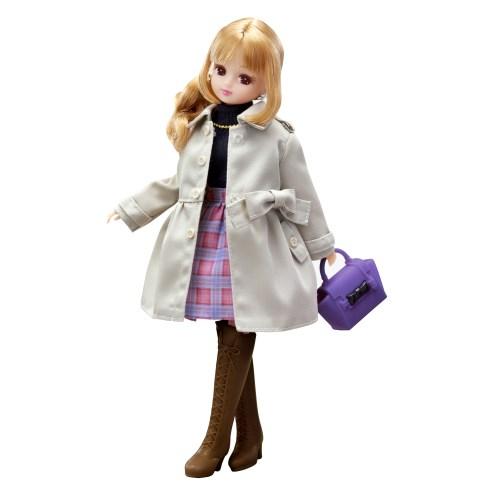 保障 リカちゃん 品質検査済 LW-17 フィールザウィンドおもちゃ こども 子供 女の子 人形遊び 洋服 3歳